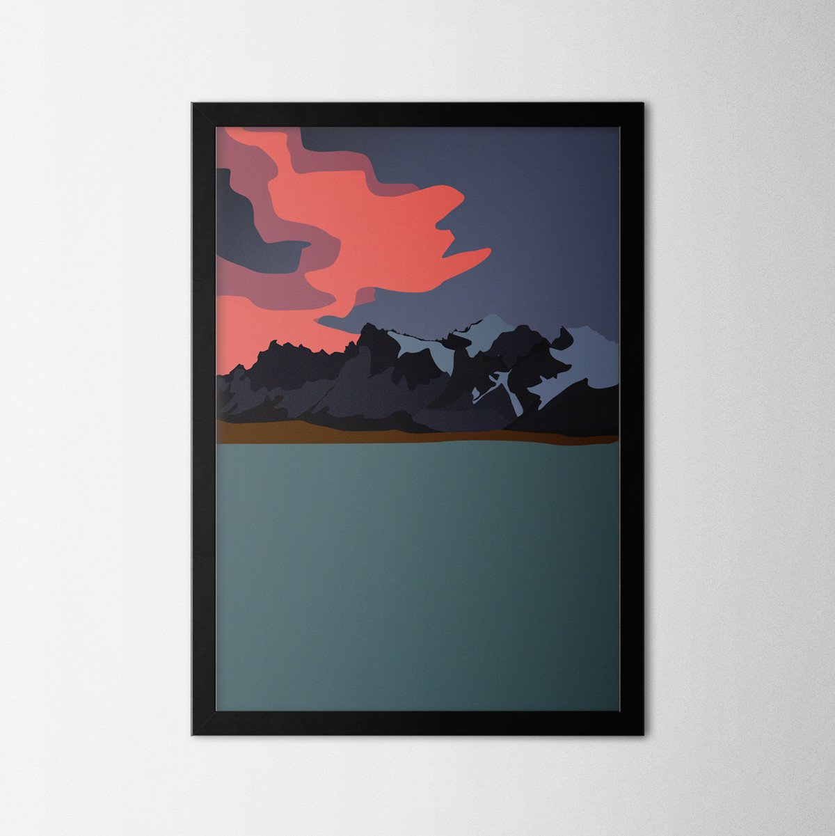 Nature V - Northshire Art Prints - Poster - Dekorasyon