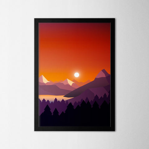 Nature VIII - Northshire Art Prints - Poster - Dekorasyon
