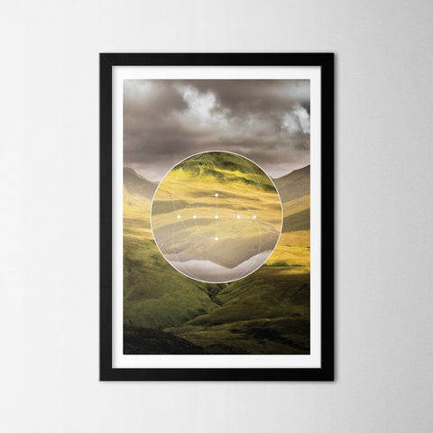 Surreal Photography II - Northshire - Poster - Dekorasyon - Ev Dekorasyonu - Wall Art - Metal Wall Art - Decoration