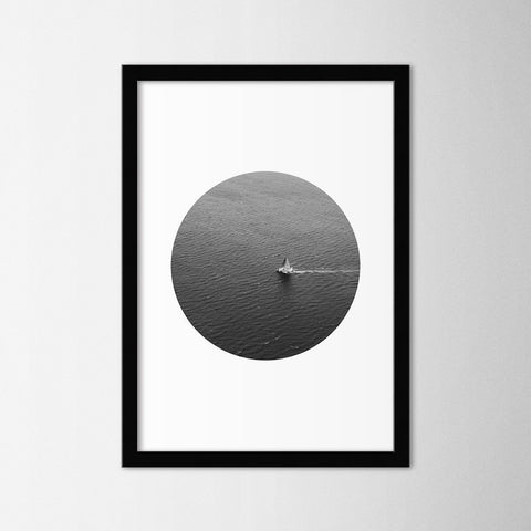 Black & White Photography VII - Northshire - Poster - Dekorasyon - Ev Dekorasyonu - Wall Art - Metal Wall Art - Decoration