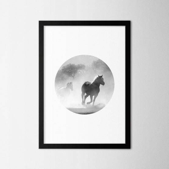 Black & White Photography VI - Northshire - Poster - Dekorasyon - Ev Dekorasyonu - Wall Art - Metal Wall Art - Decoration