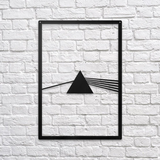 Pink Floyd - Metal Poster - Northshire - Poster - Dekorasyon - Ev Dekorasyonu - Wall Art - Metal Wall Art - Decoration