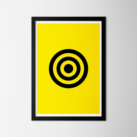 Target - Northshire - Poster - Dekorasyon - Ev Dekorasyonu - Wall Art - Metal Wall Art - Decoration