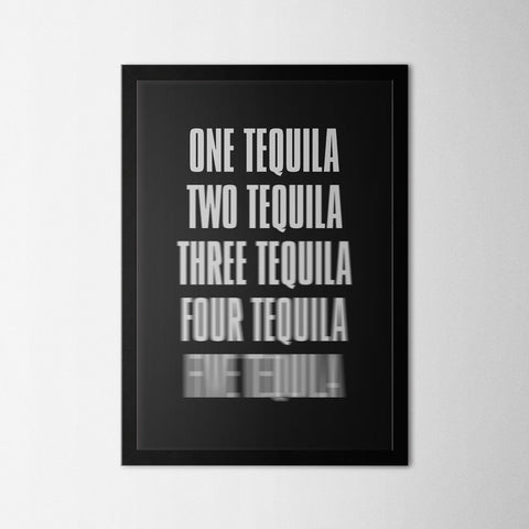 Tequila Phases - Northshire - Poster - Dekorasyon - Ev Dekorasyonu - Wall Art - Metal Wall Art - Decoration