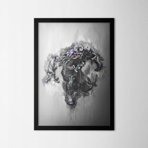 Venom - Northshire - Poster - Dekorasyon - Ev Dekorasyonu - Wall Art - Metal Wall Art - Decoration