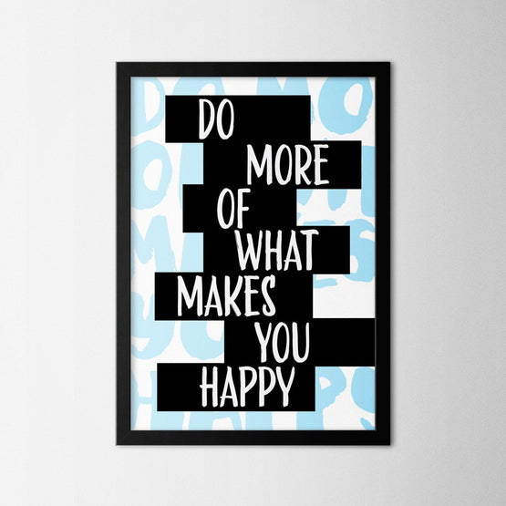 What You Happy - Northshire - Poster - Dekorasyon - Ev Dekorasyonu - Wall Art - Metal Wall Art - Decoration