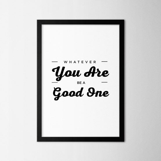 You are Good - Northshire - Poster - Dekorasyon - Ev Dekorasyonu - Wall Art - Metal Wall Art - Decoration