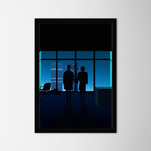 Fight Club II - Northshire - Poster - Dekorasyon - Ev Dekorasyonu - Wall Art - Metal Wall Art - Decoration