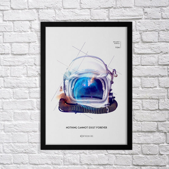 Helmet Set - X - Northshire - Poster - Dekorasyon - Ev Dekorasyonu - Wall Art - Metal Wall Art - Decoration