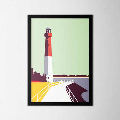 Lighthouse - Northshire - Poster - Dekorasyon - Ev Dekorasyonu - Wall Art - Metal Wall Art - Decoration