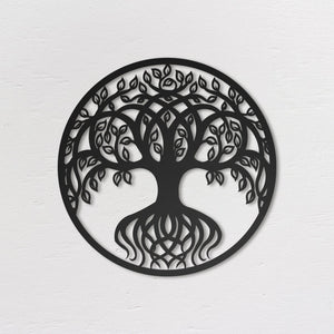 Tree of Life - Metal Poster - Northshire