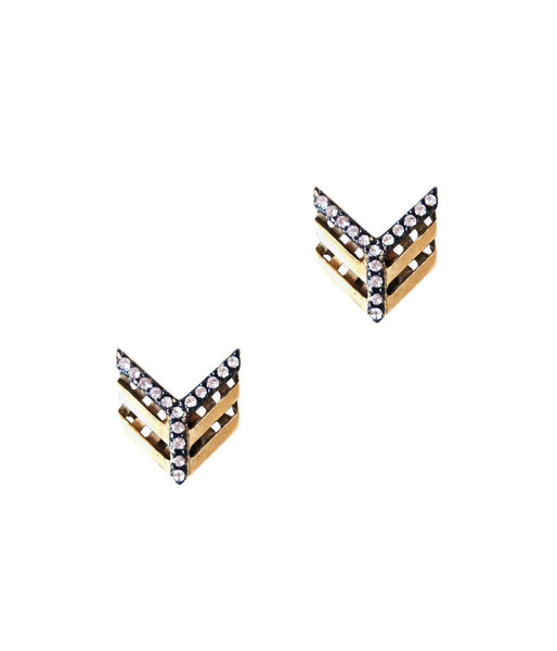 Eden Arrow Studs
