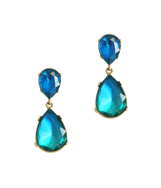 Ocean Drop Ombre Earrings