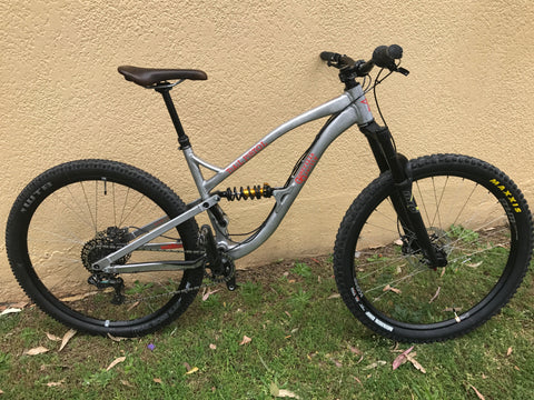 Guerrilla Gravity Trail Pistol Frame - Demo for Sale