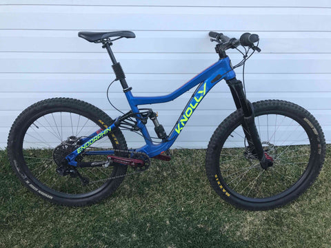 Endorphin 27.5 Demo Bike For Sale