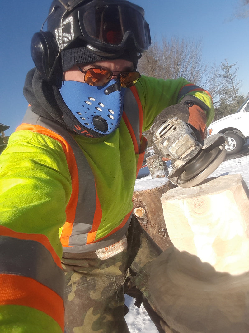 RZ Mask Review from Pro Chainsaw Sculptor