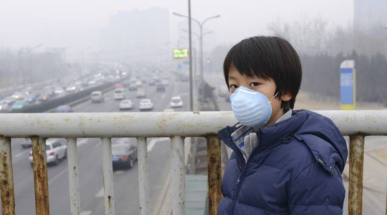 Cloth masks poor at protecting you against air pollution
