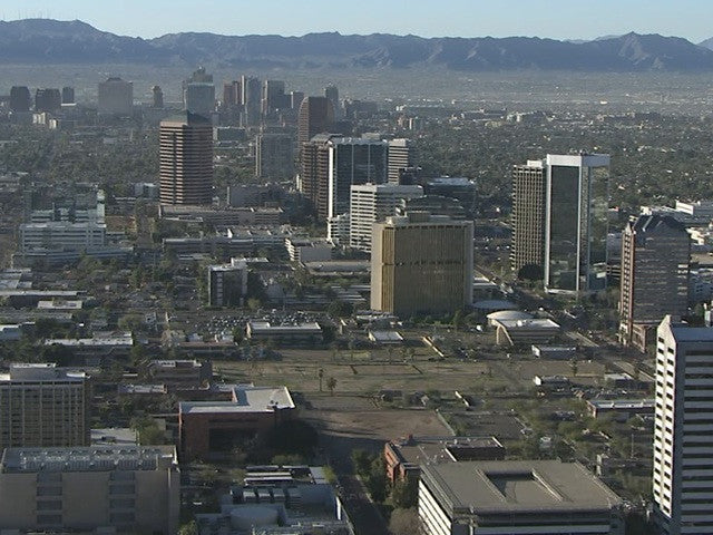 Pollution advisory issued Thursday for metro Phoenix
