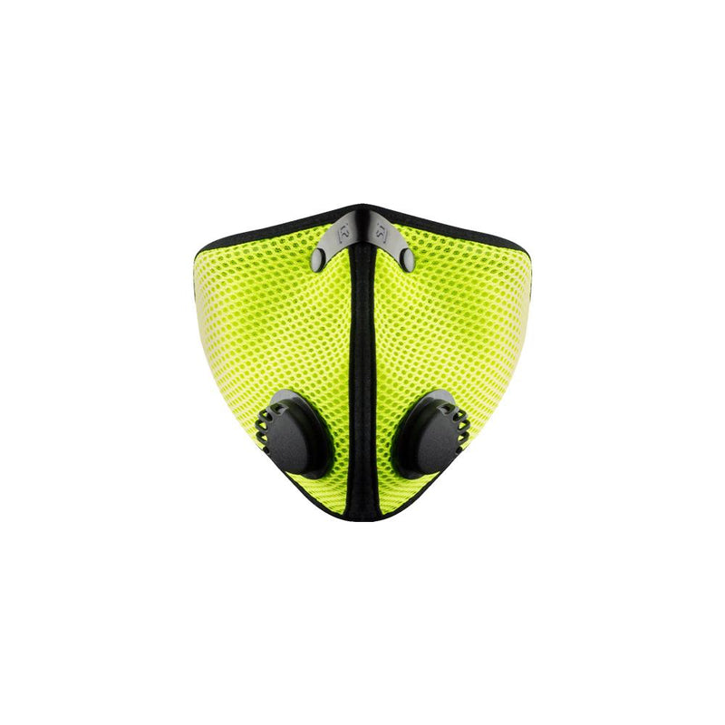 RZ M2 Mesh filtered face mask on white background front view