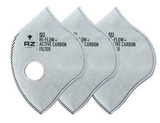 F3 filters (3 pack)