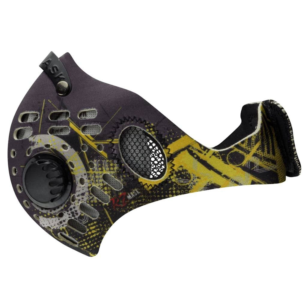 Digi Yellow M1 RZ Mask - RZ Mask