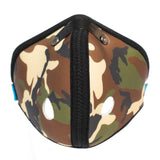 M2 Nylon Shell - Forest Camo