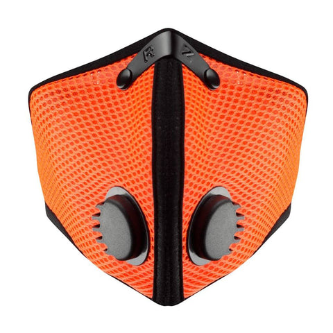 Safety Orange M2 Mask - RZ Mask