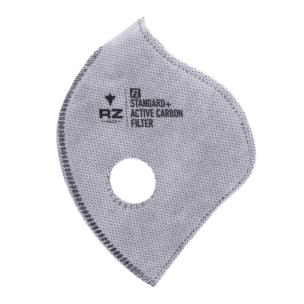 RZ F1 carbon face mask dust and germ filter