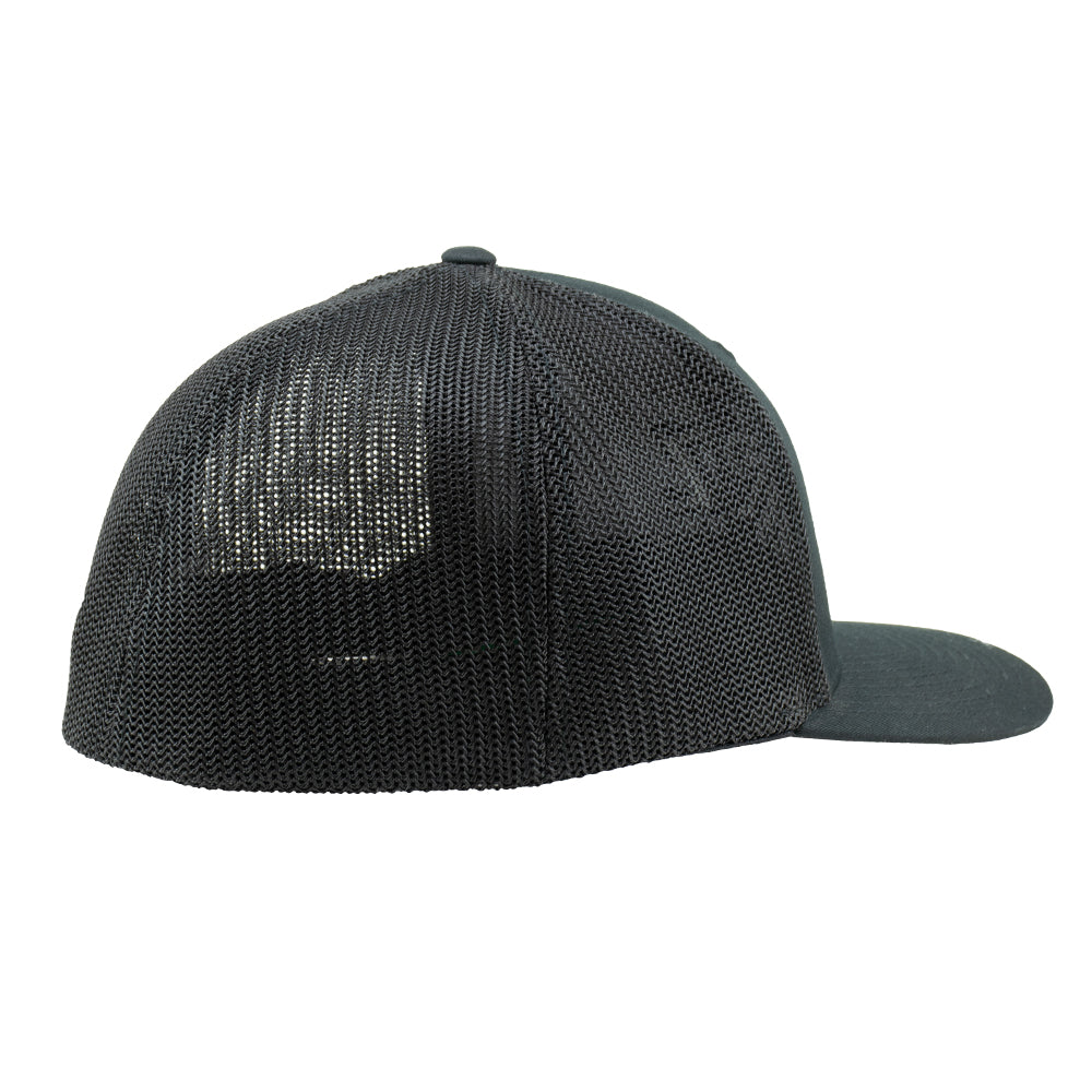 RZ Hat - Blackout Fitted