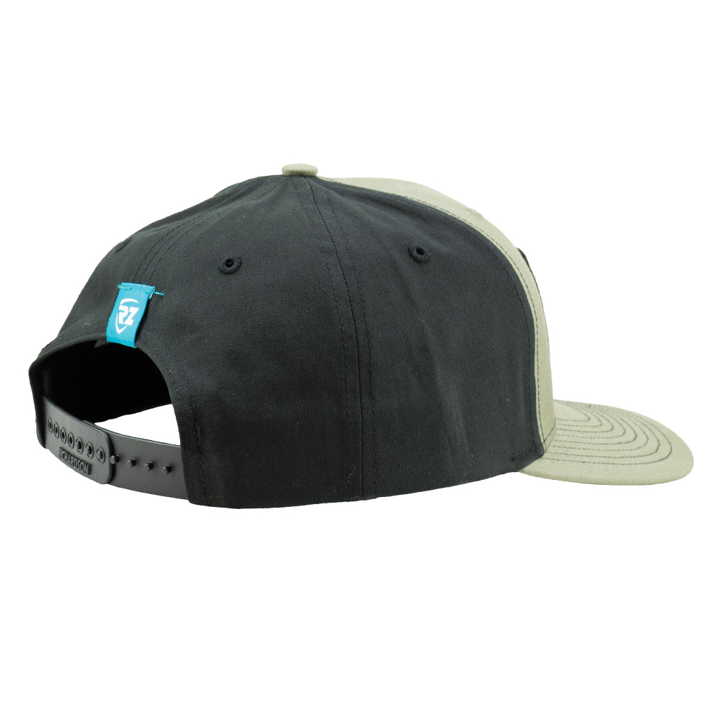 RZ Hat - Twill Back Trucker