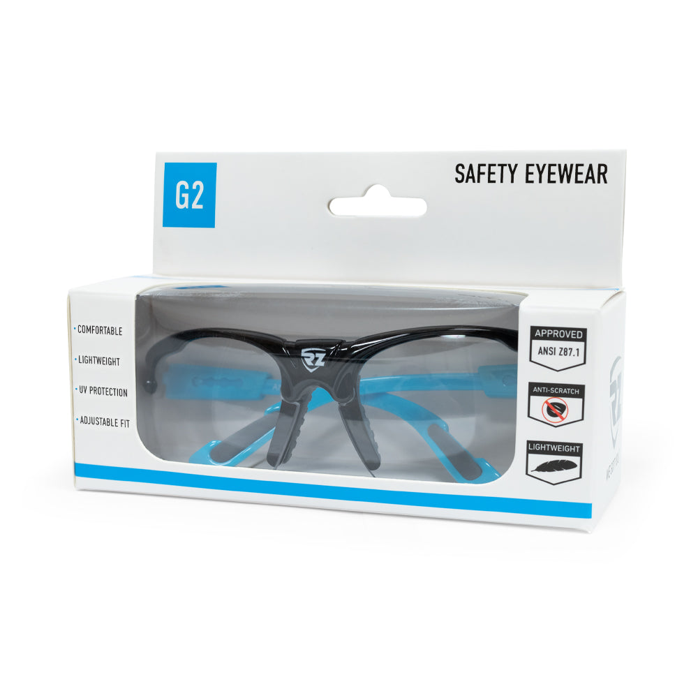 G2 Safety Glasses - Clear