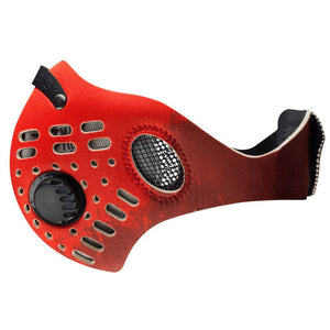 Red M1 RZ Mask - RZ Mask