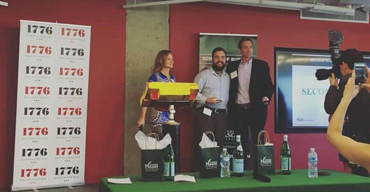 Ground Control Coffee Places Second at George Mason University Dean's Business Plan Competition