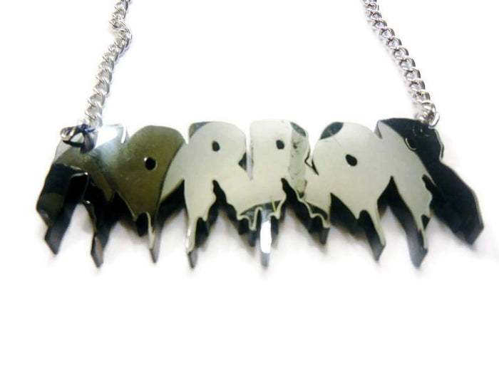 Horror Drip Necklace