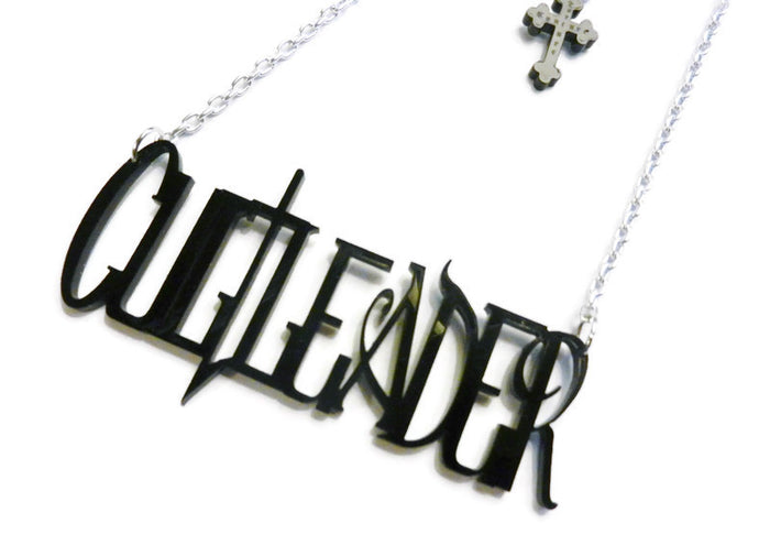 Cult Leader Necklace