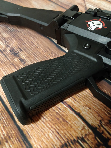 Yeti Wurks Switchback Grip: Gen 1 (fde) and  gen 2.5 (black)