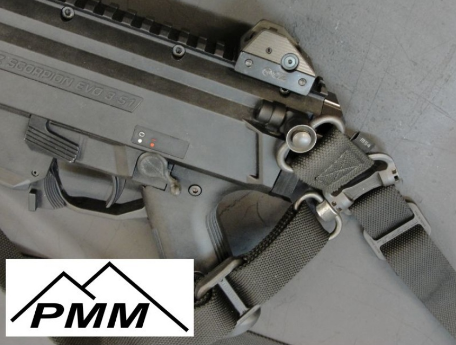Parker Mountain Machining Left Rear QD Sling Mount