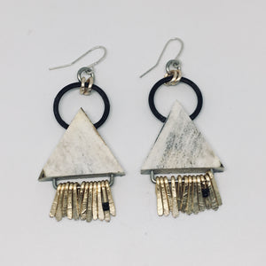 Gypsy Earring Black