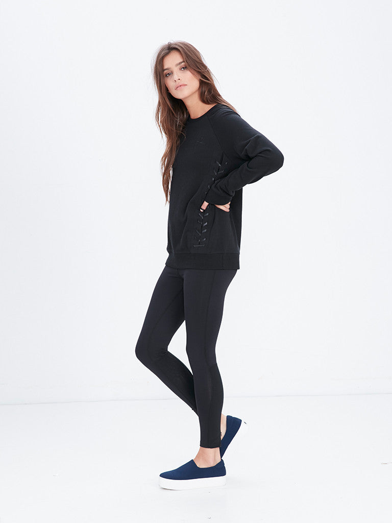 Y Plus R Crew Fleece