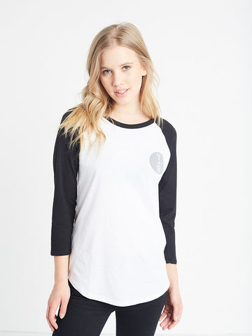 Varsity Stacked Circle Raglan