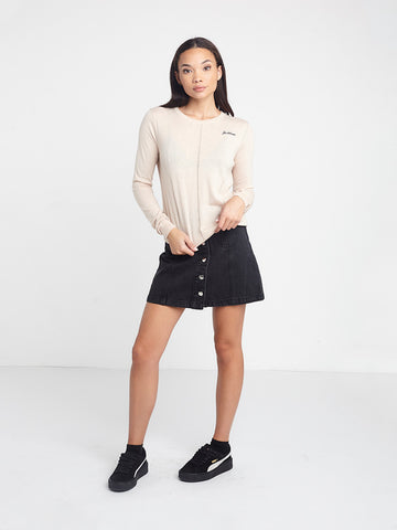 Kassidy Sweater- Blush