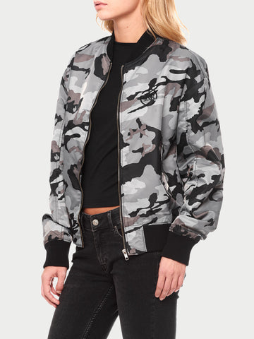 Full Circle Bomber Jacket