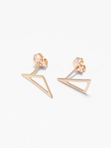 Mini Scalene Studs