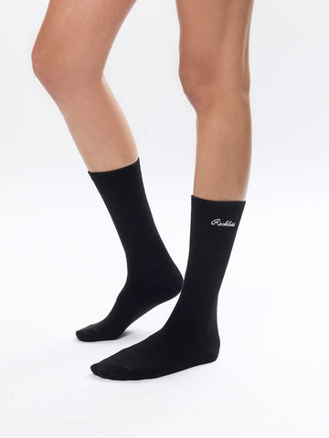 Elysian Mid Socks- Black