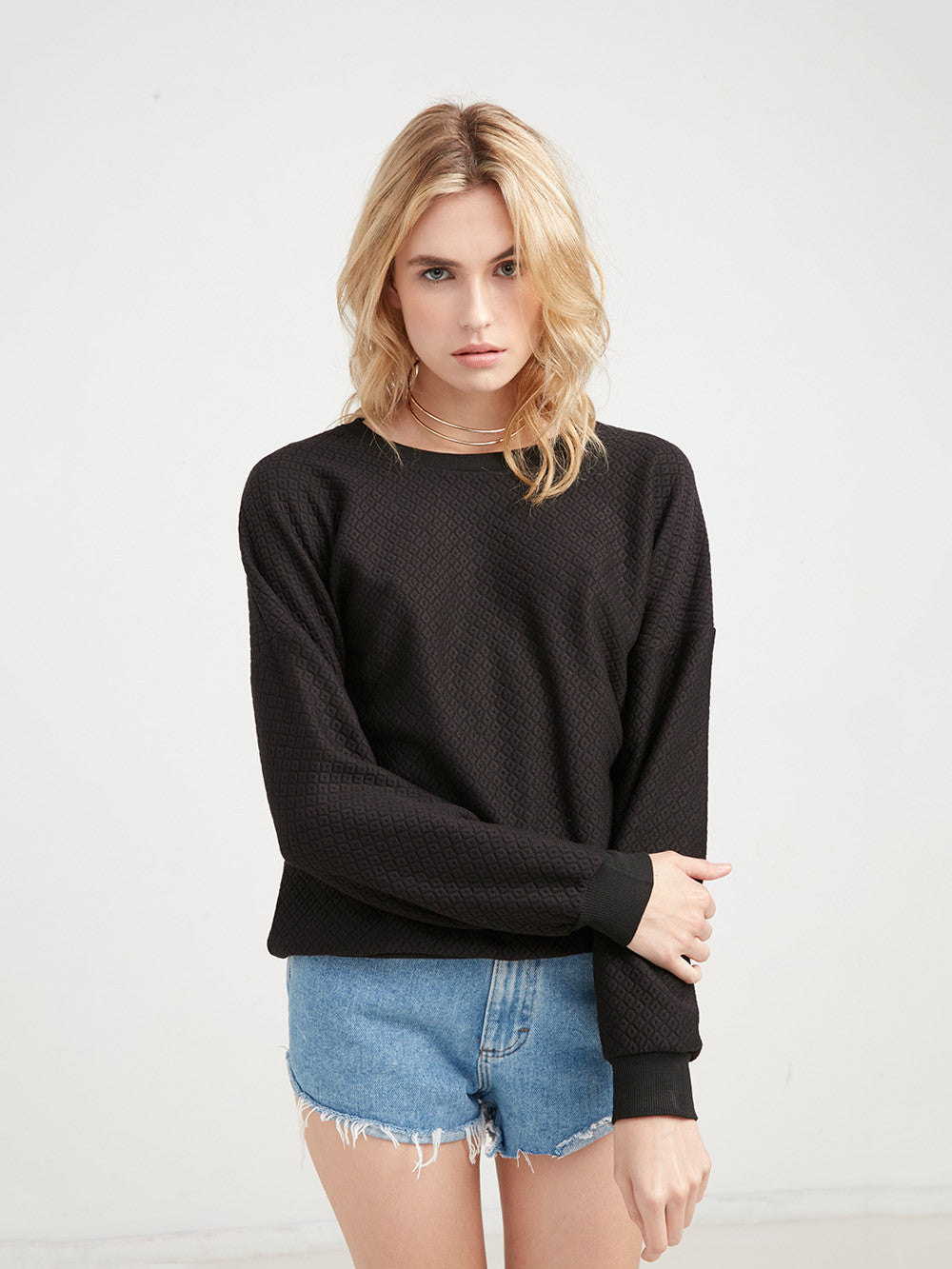 Evelyn Pullover