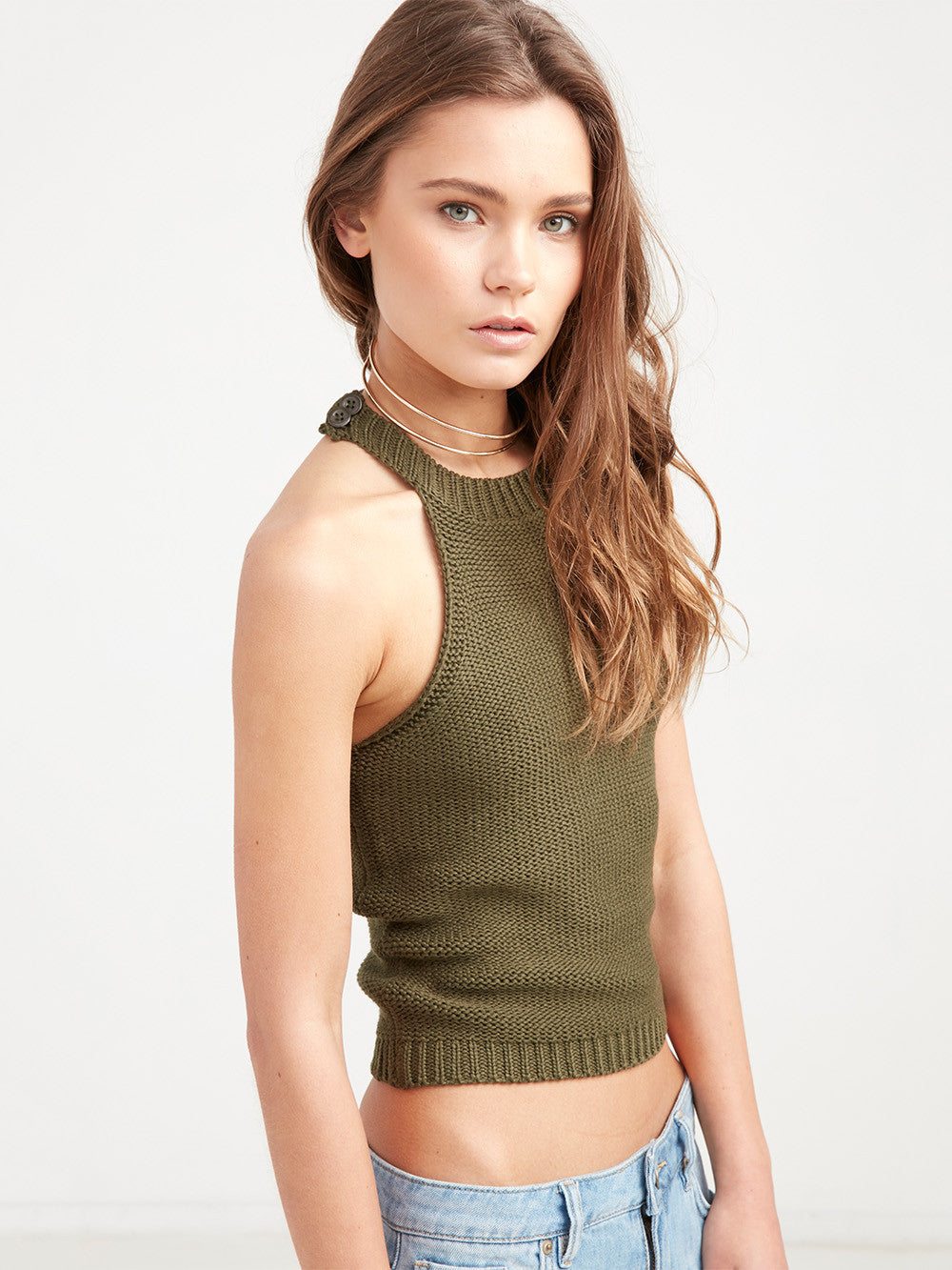 Mila Sweater Tank