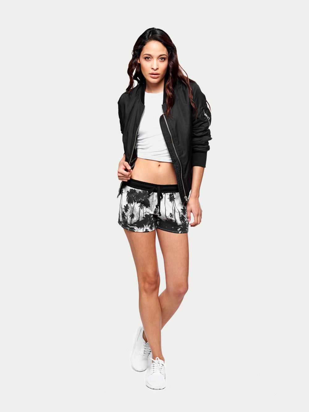 Palms Peace Shorts