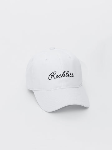 Elysian Dad Hat- White
