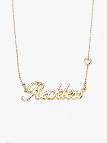 Gold Delicate Necklace