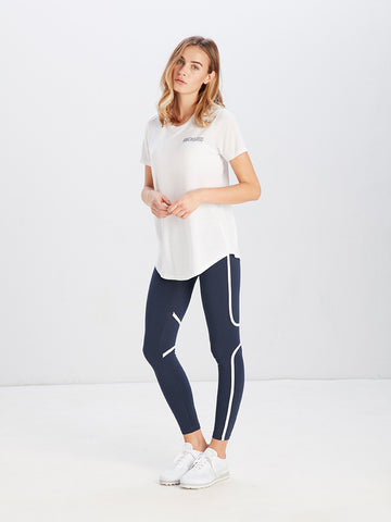 Dash Long Scoop Tee